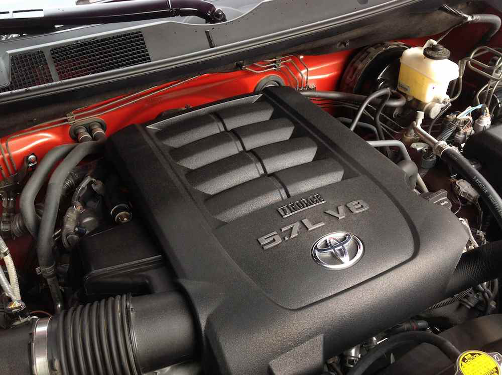 REVIEW 2015 Toyota Tundra TRD Pro fuel economy crashes what is