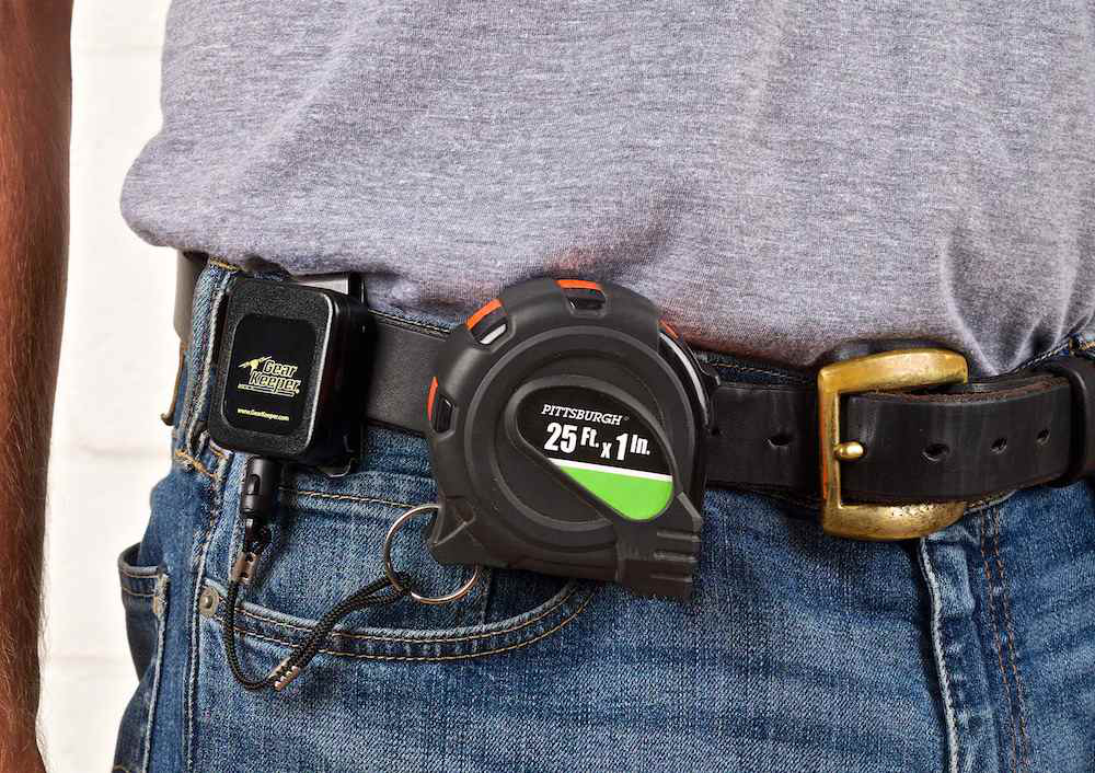 Gear Keeper Retractable Lanyards Tether Your Tools To You