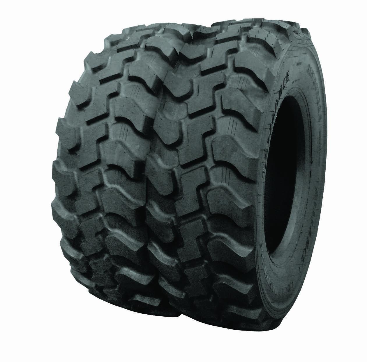 Alliance Tire Shows High Flotation Dually Like Tires New