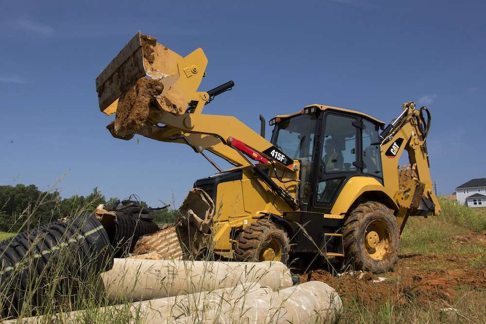The choice between a low-spec backhoe and high-end siblings isn't as
