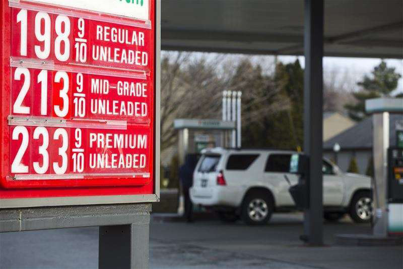 Low Gas Prices >> Report Finds Voting For Or Against Gas Tax Increases Has Little
