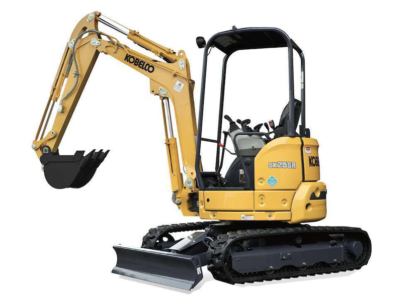 Kobelco adds four mini-excavator-only dealers