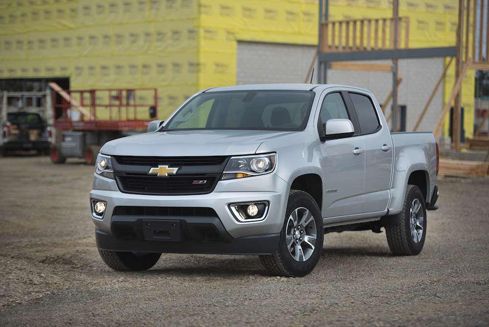 REVIEW: 2015 Chevrolet Colorado Z71's power, fuel economy