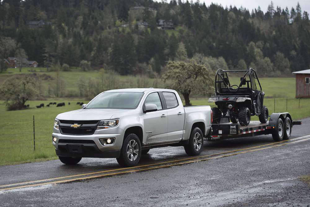 REVIEW: 2015 Chevrolet Colorado Z71's power, fuel economy