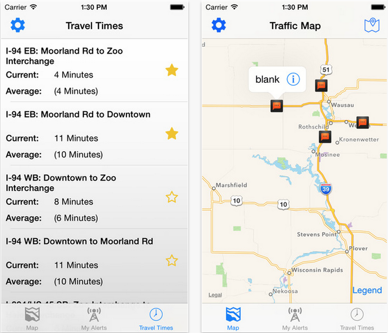 Wisconsin DOT has a new app to keep drivers informed on road