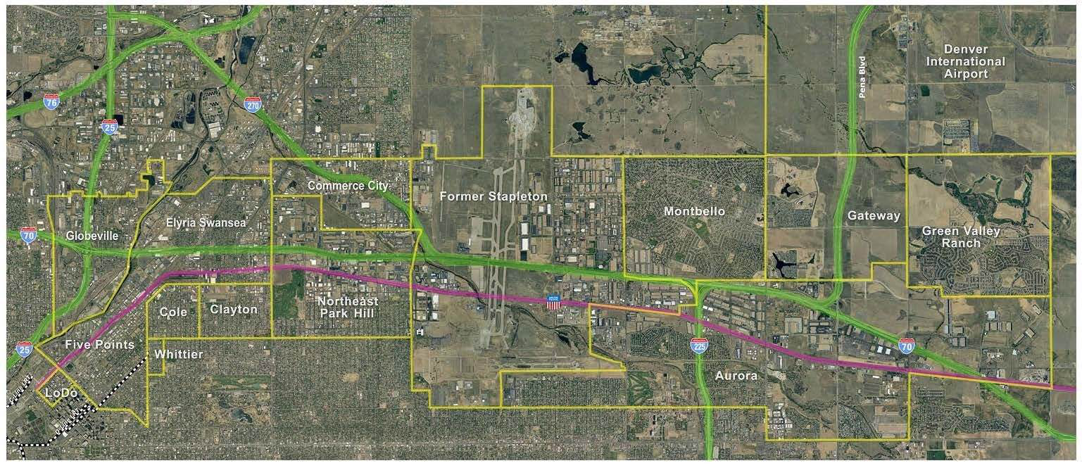 Colorado Dot Hpte Release First I 70 East Project Request For
