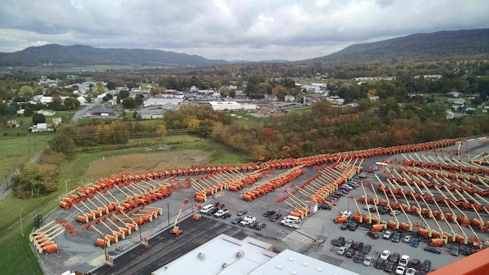 JLG Industries opens new training center, proving grounds