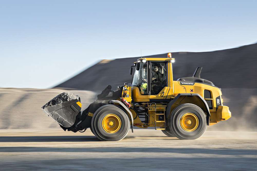 Volvo CE L90H wheel loader