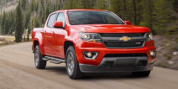 Gm Unveils Diesel 2016 Chevrolet Colorado Gmc Canyon With All The