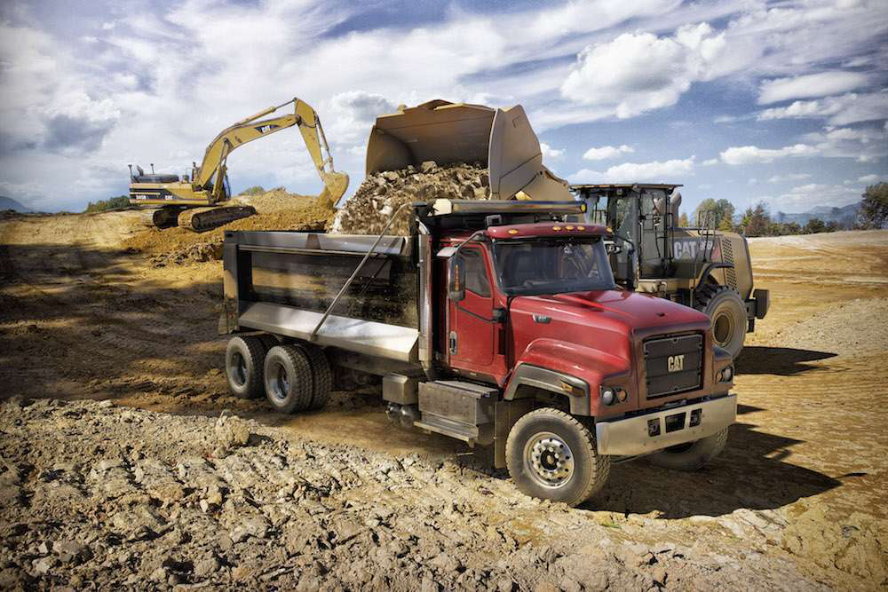 Caterpillar discontinues on-highway vocational truck line