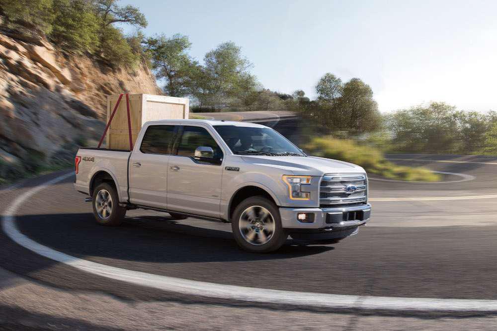 2017 ford f 150 will boast huge 450 lbf torque fast. Black Bedroom Furniture Sets. Home Design Ideas