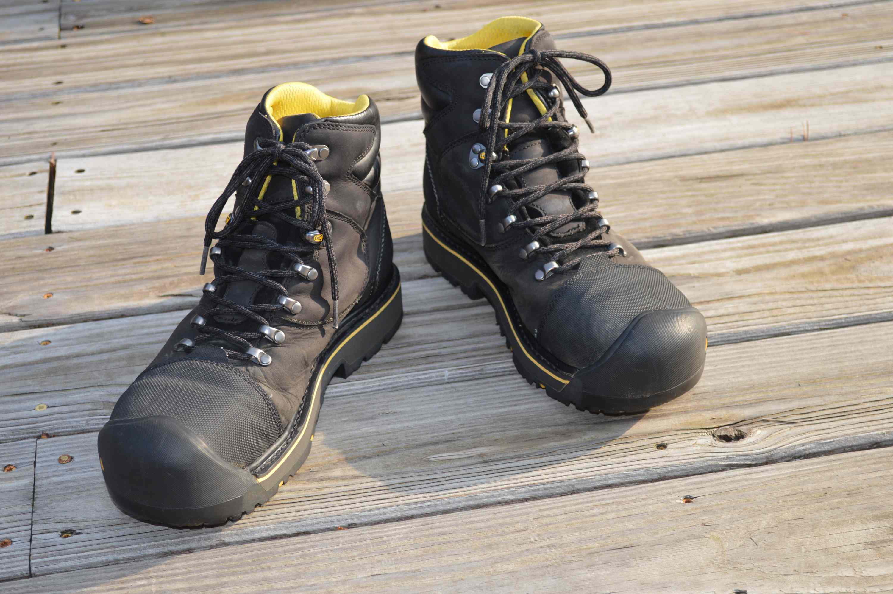 Review Best Work Boots Ever Keen Utility S Milwaukee Wp