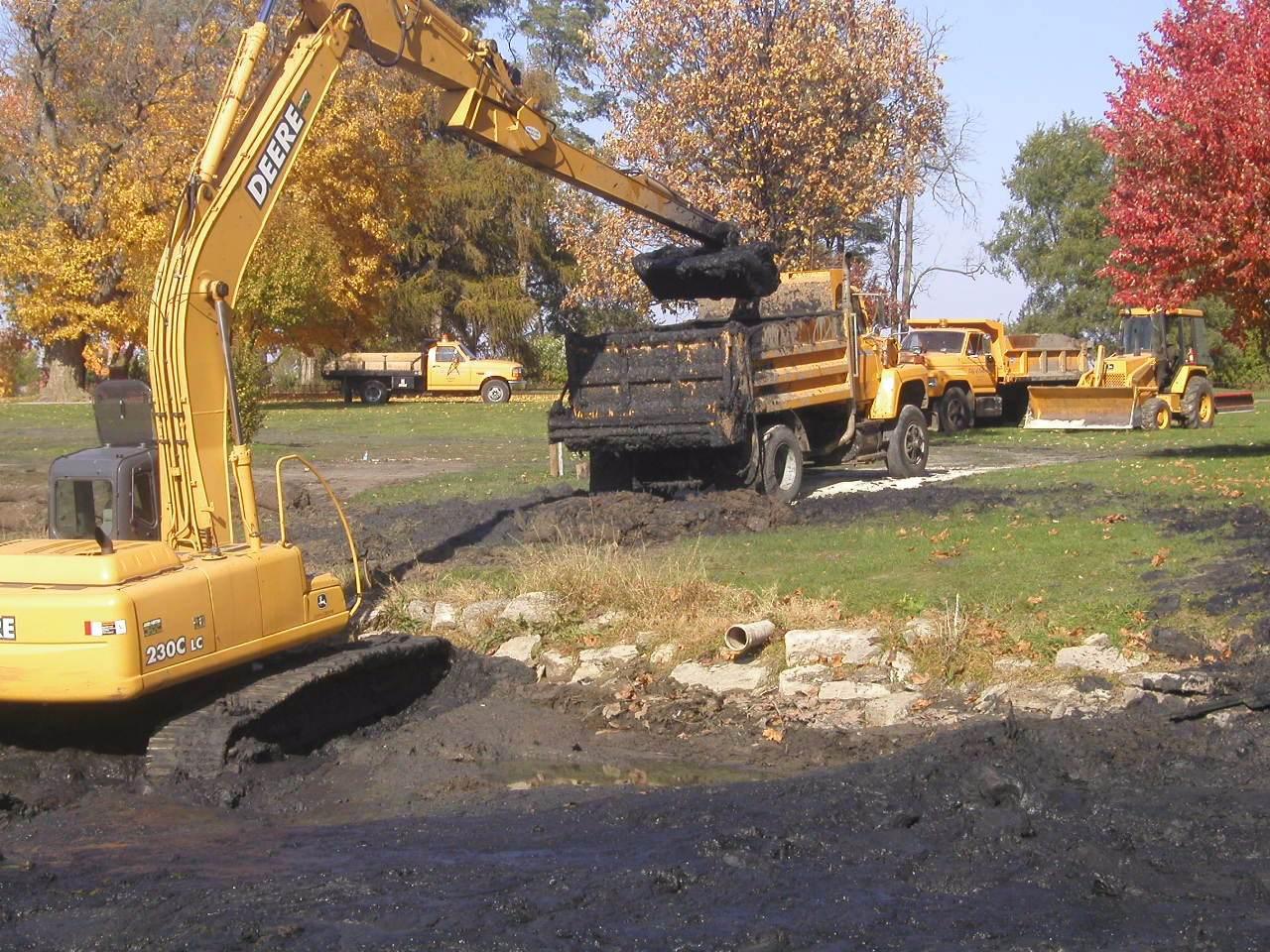 Paul Wever Construction Equipment Extendavator