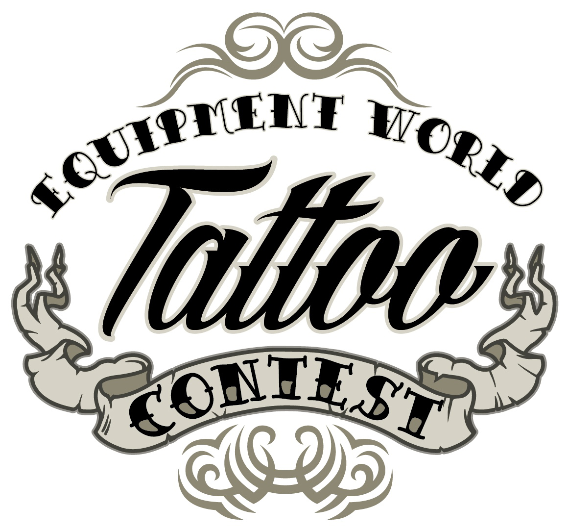 Equipment world construction tattoo contest for World wide tattoo supply