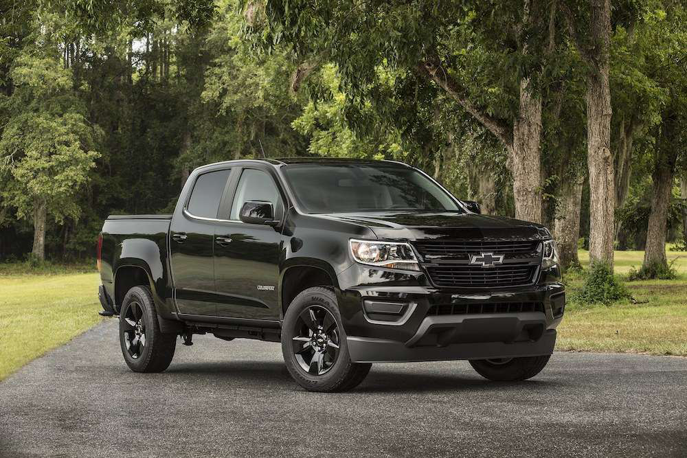 chevrolet intros 2017 colorado with new v6 engine 8 speed transmission. Black Bedroom Furniture Sets. Home Design Ideas