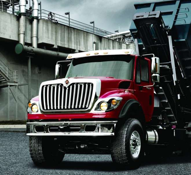 Chevrolet partners with Navistar in return to medium-duty ...