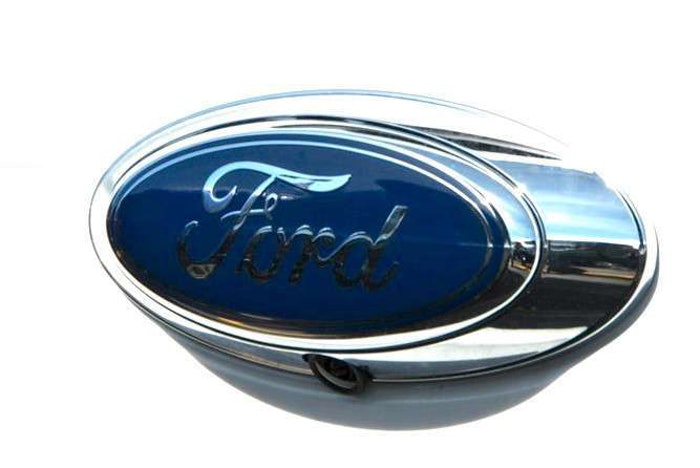 BrandMotion Ford Oval integrated camera