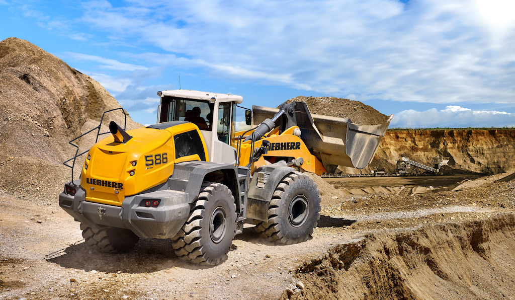 How 3 To 8 Cu Yd Wheel Loaders Settled Into A Period Of