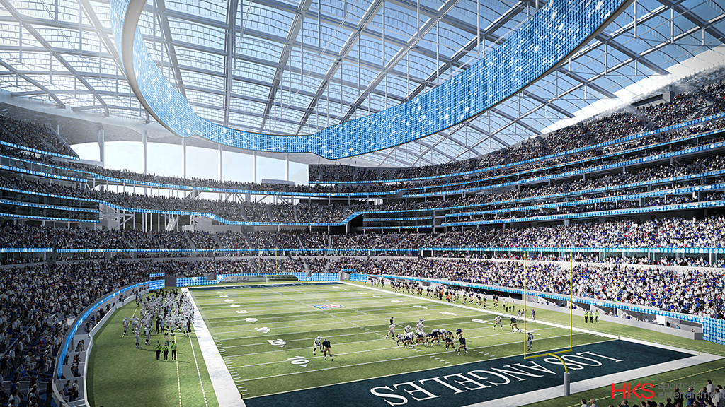 Rams Move To La Will Bring Luxurious Stadium 22k