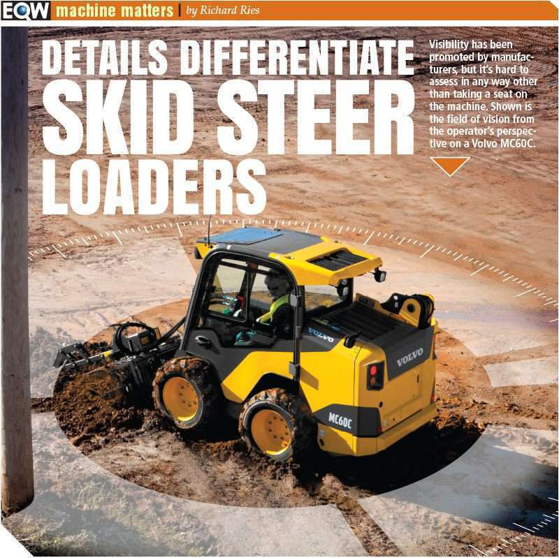 Focus On These Skid Steer Brand Differences To Choose The Best. John Deere. John Deere 250 Skid Steer Quick Attach Parts Diagram At Scoala.co