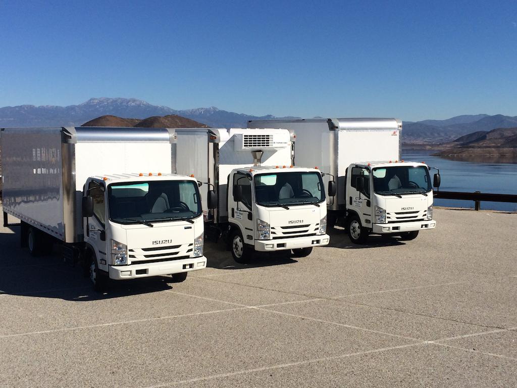 TEST DRIVE > Isuzu expands agile NPR work truck lineup