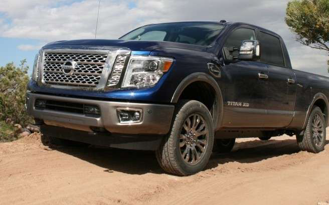 Review 2016 Nissan An Xd S 5 0l Mins Puts This Truck In A Cl Of Its Own Videos