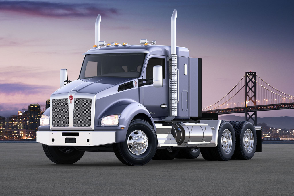 Kenworth's T680, T880 trucks get bevy of new options