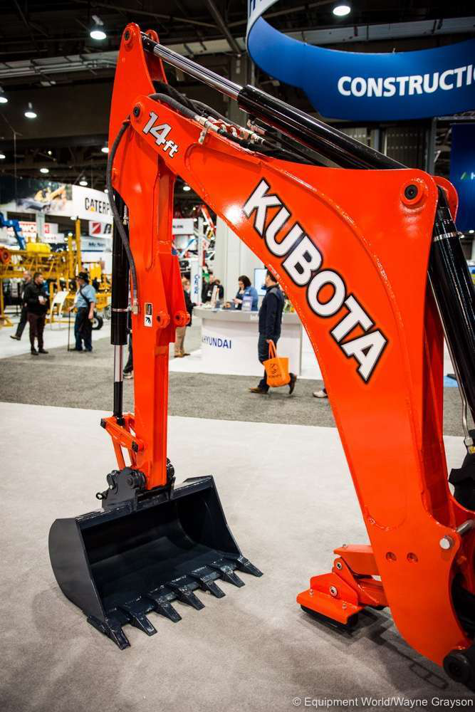 Kubota intros L47, M62 tractor-loader-backhoes with more