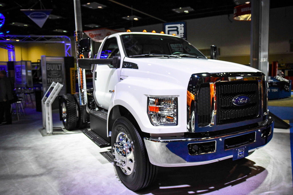 Ford says new 6 7L PowerStroke designed for 500k miles