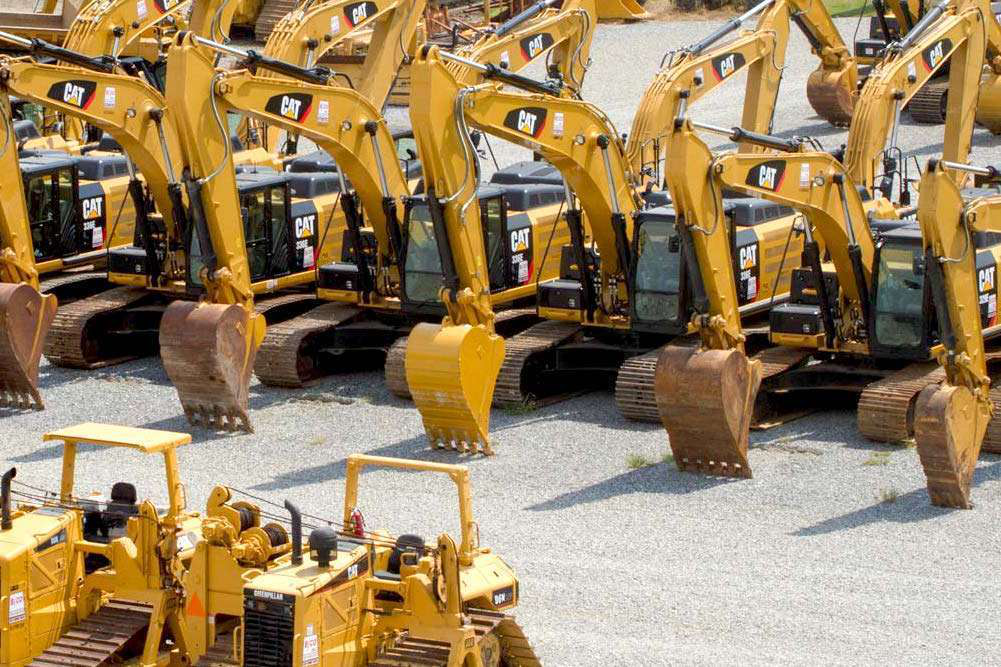 Poll Are You Renting More Heavy Equipment