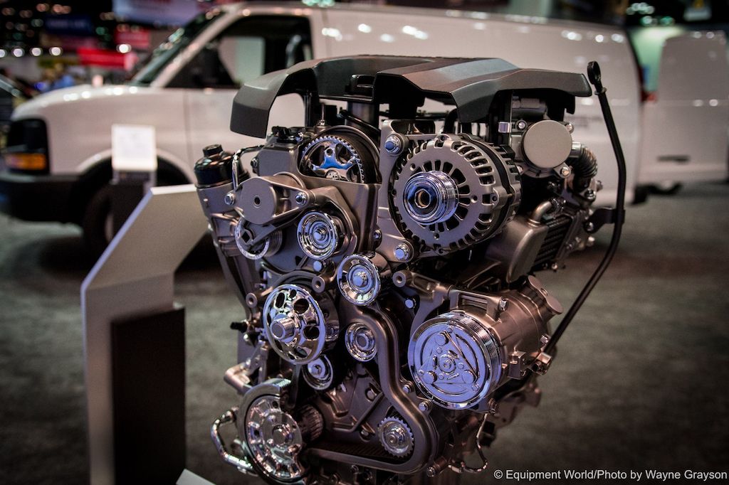 2.8 L Duramax >> Gm Brings Chevy Colorado S 2 8l Duramax Diesel To Express And Gmc
