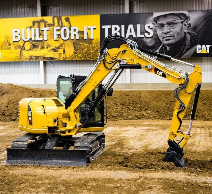 square Caterpillar 308E2 VAB excavator 1 copy