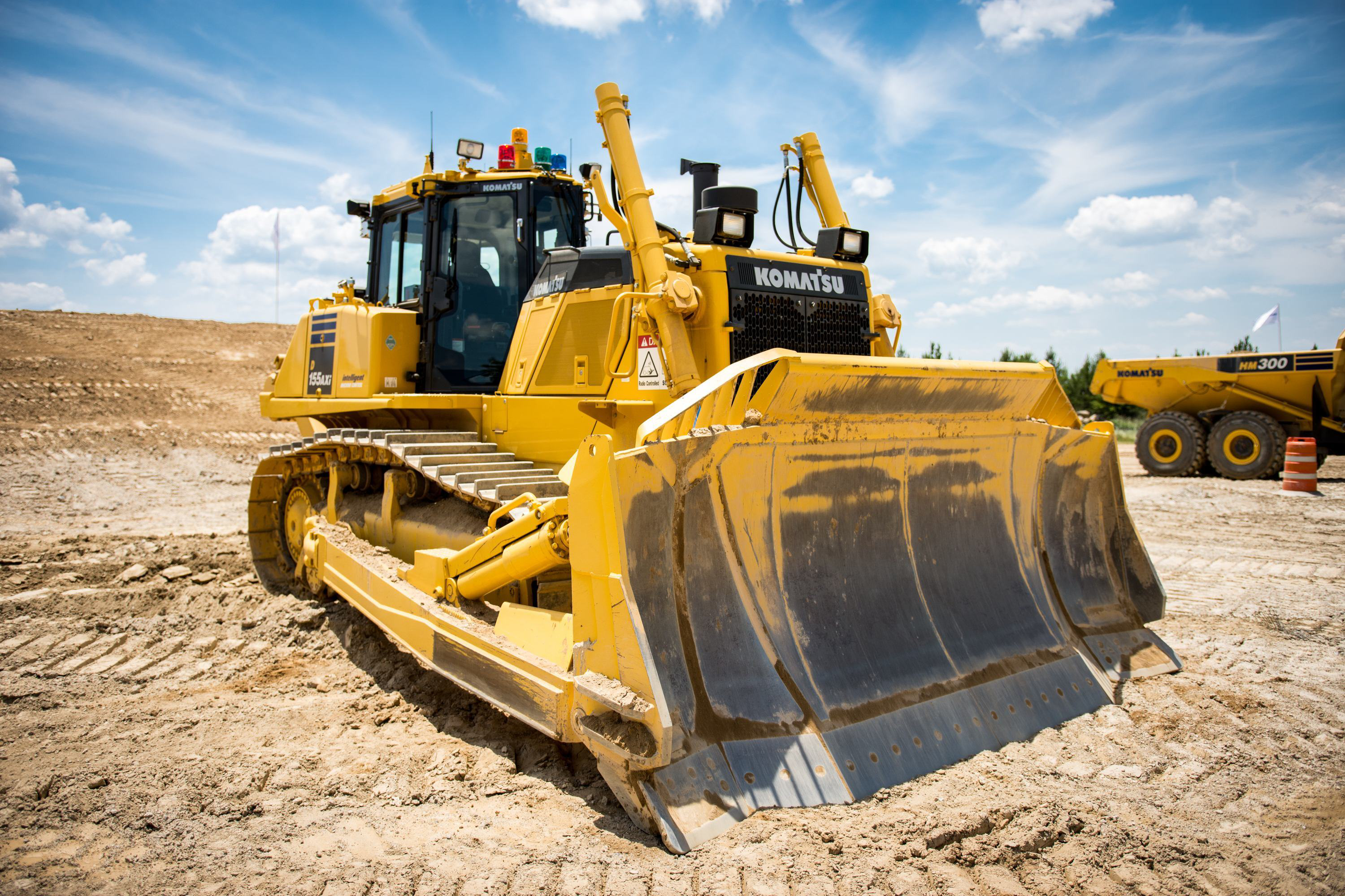 Komatsu has sold more than 10,000 intelligent Machine Control machines, a not insignificant number. But the vast majority of contractors have yet to adopt the telematics and machine control technologies these machines employ.