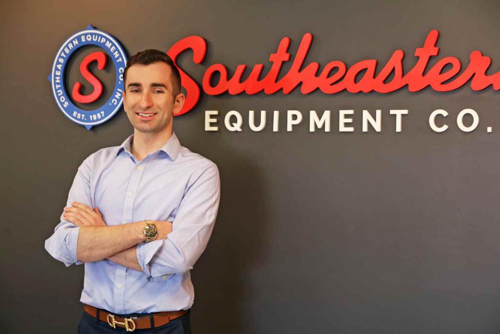 thorhess Southeastern equipment