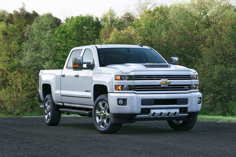 GM slapped with class-action suit for alleged Duramax emissions