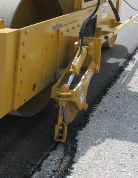 Attachments International asphalt cutter