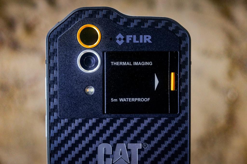 Cat Flir Phone Review