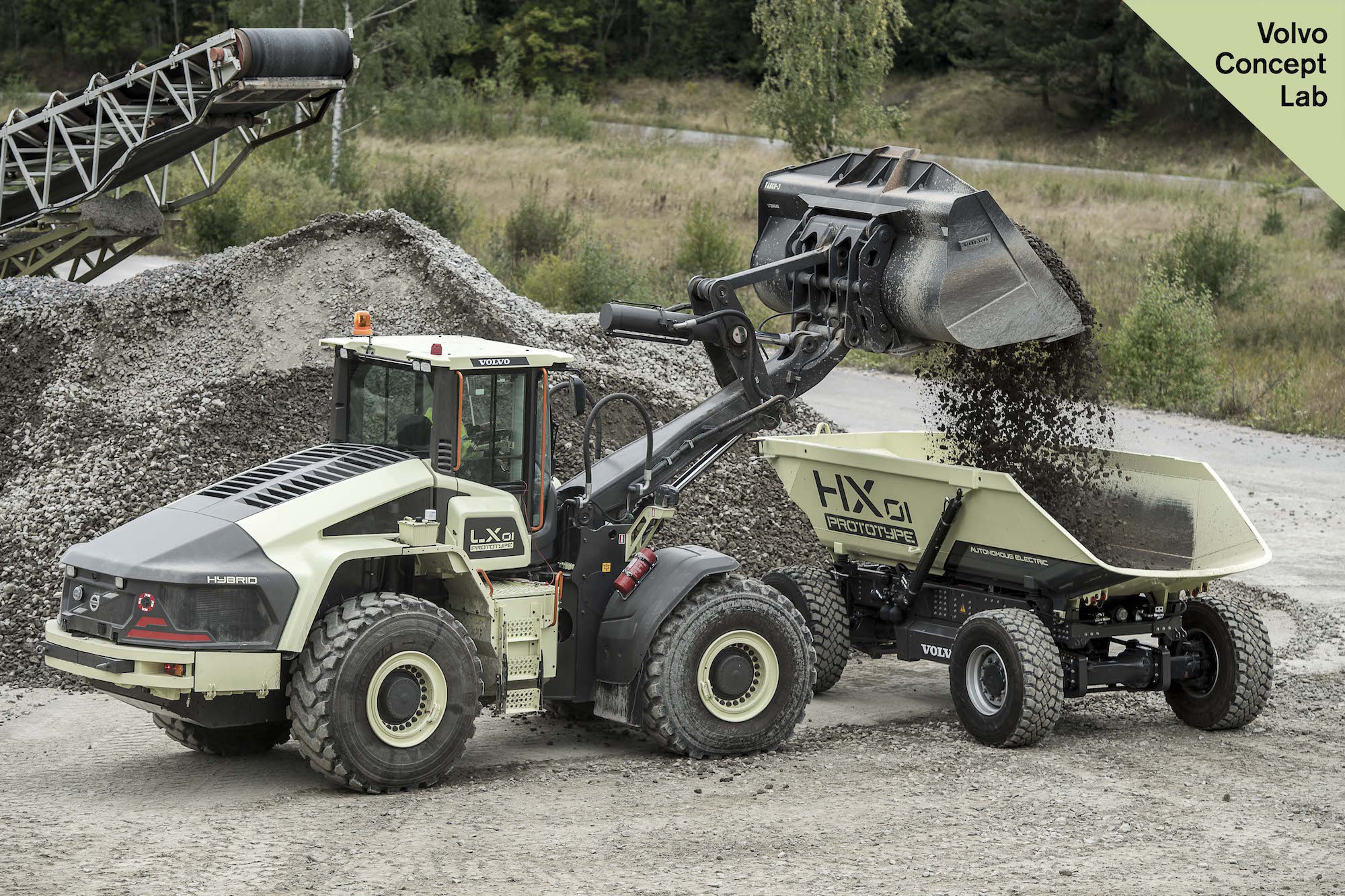 Volvo CE announces expanded test track facilities to demonstrate electric autonomous machines