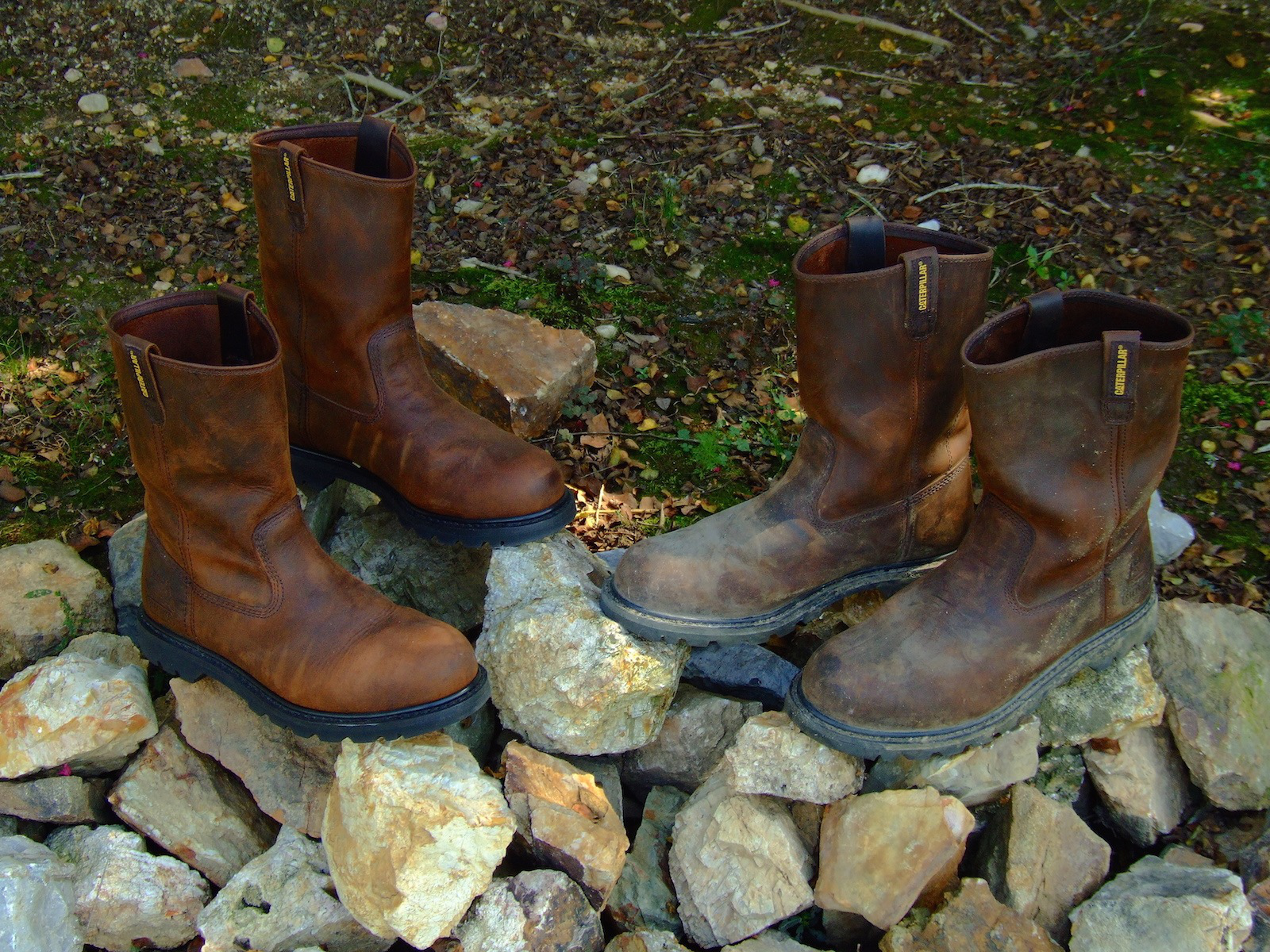 REVIEW: Caterpillar Revolver steel-toe pull-on boots take