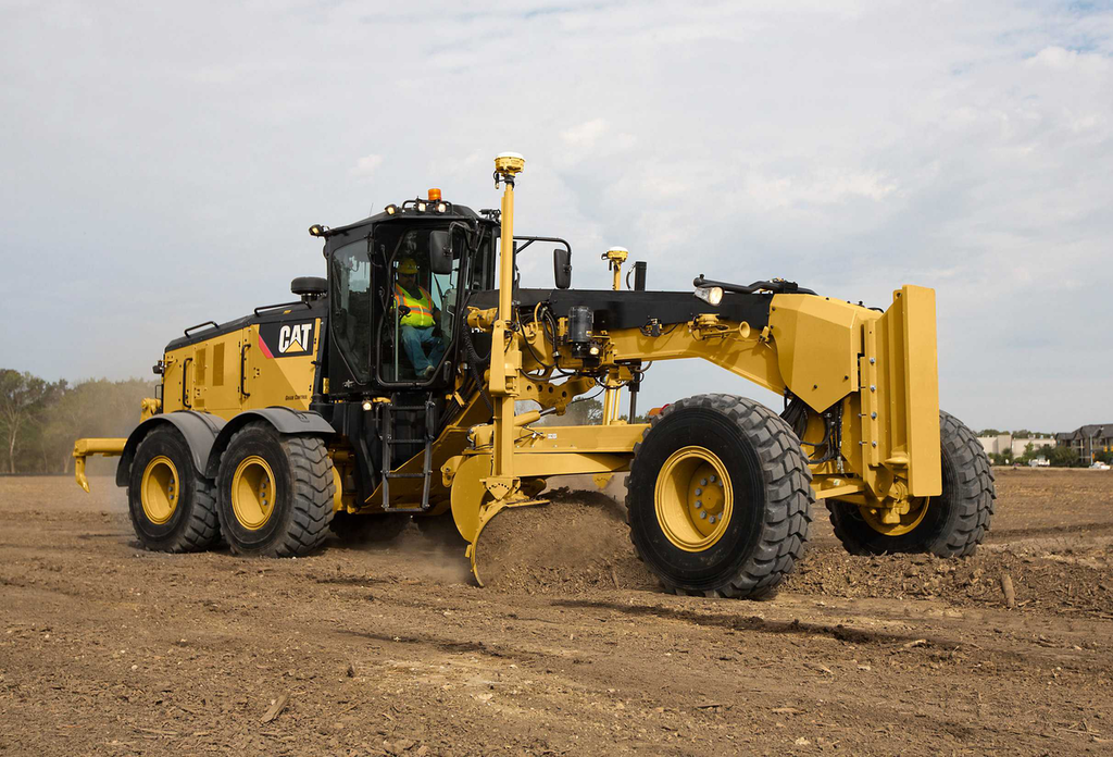 Caterpillar U0026 39 S New 14m3 Is A Better Motor Grader In Just About Every Way