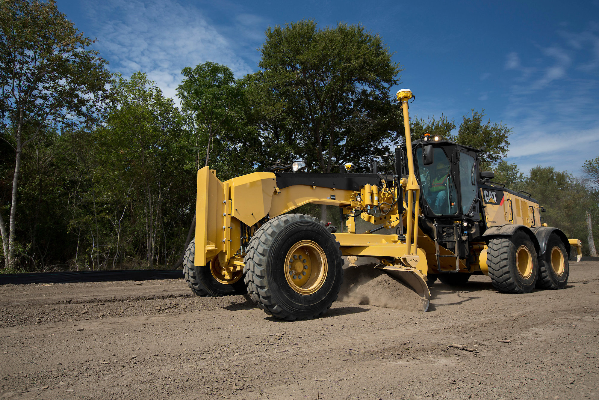 Caterpillar 39 S New 14m3 Is A Better Motor Grader In Just