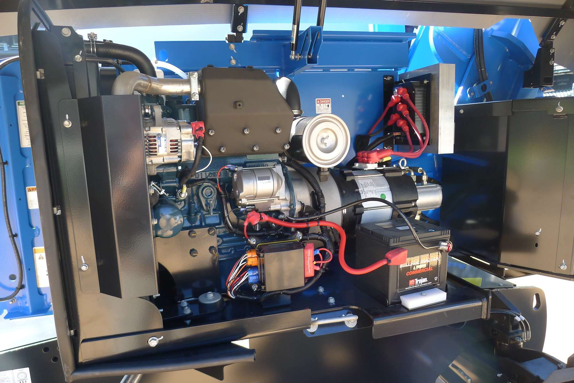 Genie 39 S Z 60 37 Fe Diesel Electric Boom Lift Offers Hybrid