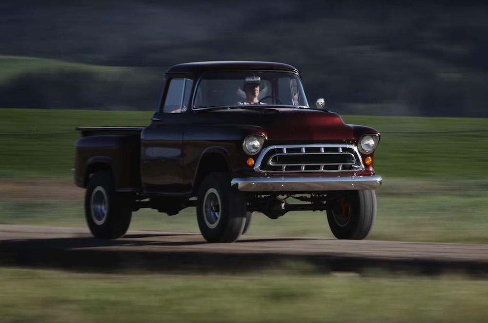 Production of 1950s Chevy NAPCO, the Bowtie\'s first 4×4, resurrected ...