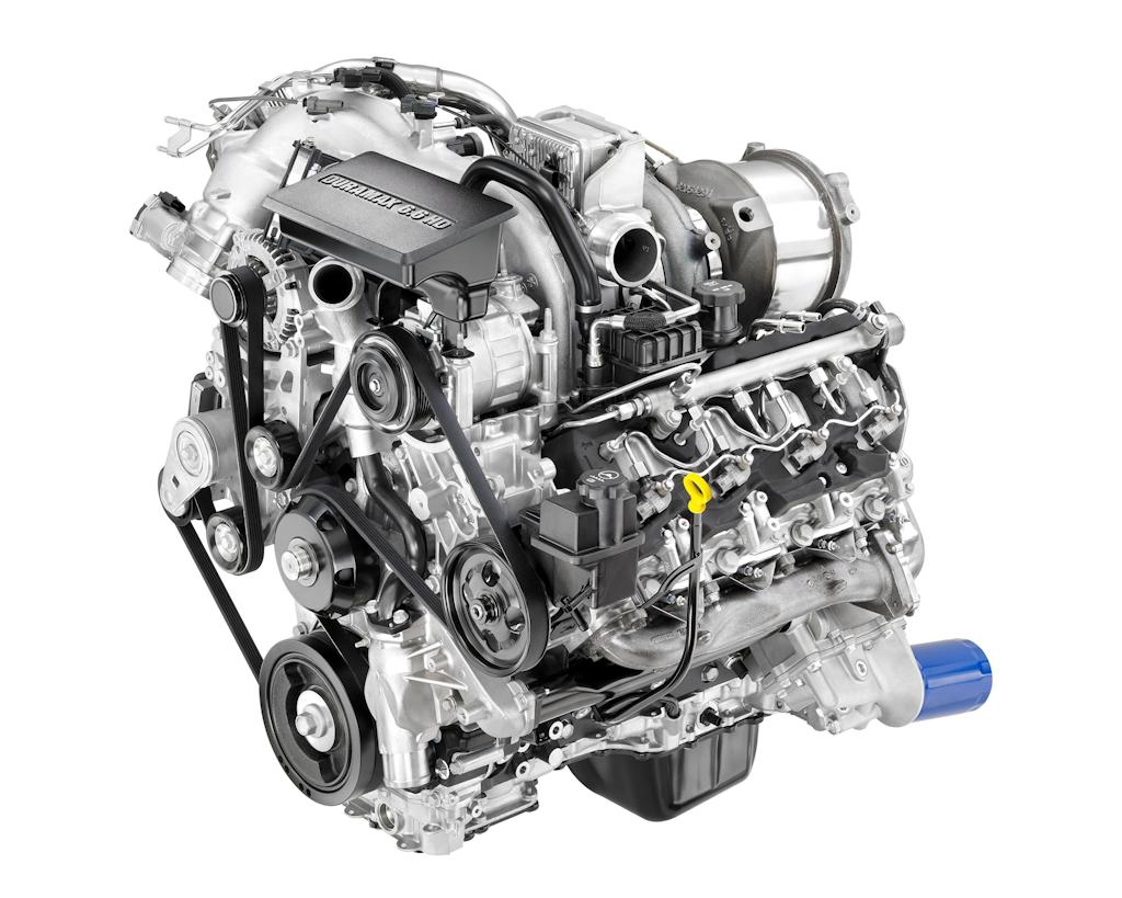 Duramax engine will power GM/Navistar's new Class 4/5 work truck
