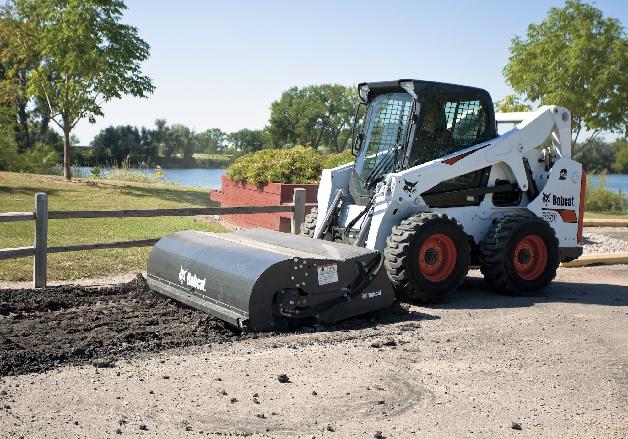 Bobcat unveils M2-Series skid-steer, compact track loaders