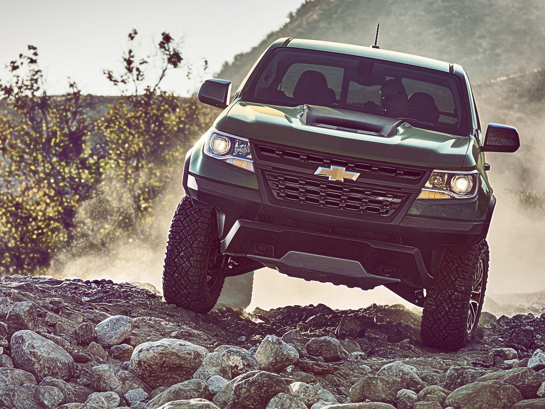 Colorado chevy colorado zr2 : With new Colorado ZR2, Chevy gets very real about off-road ...