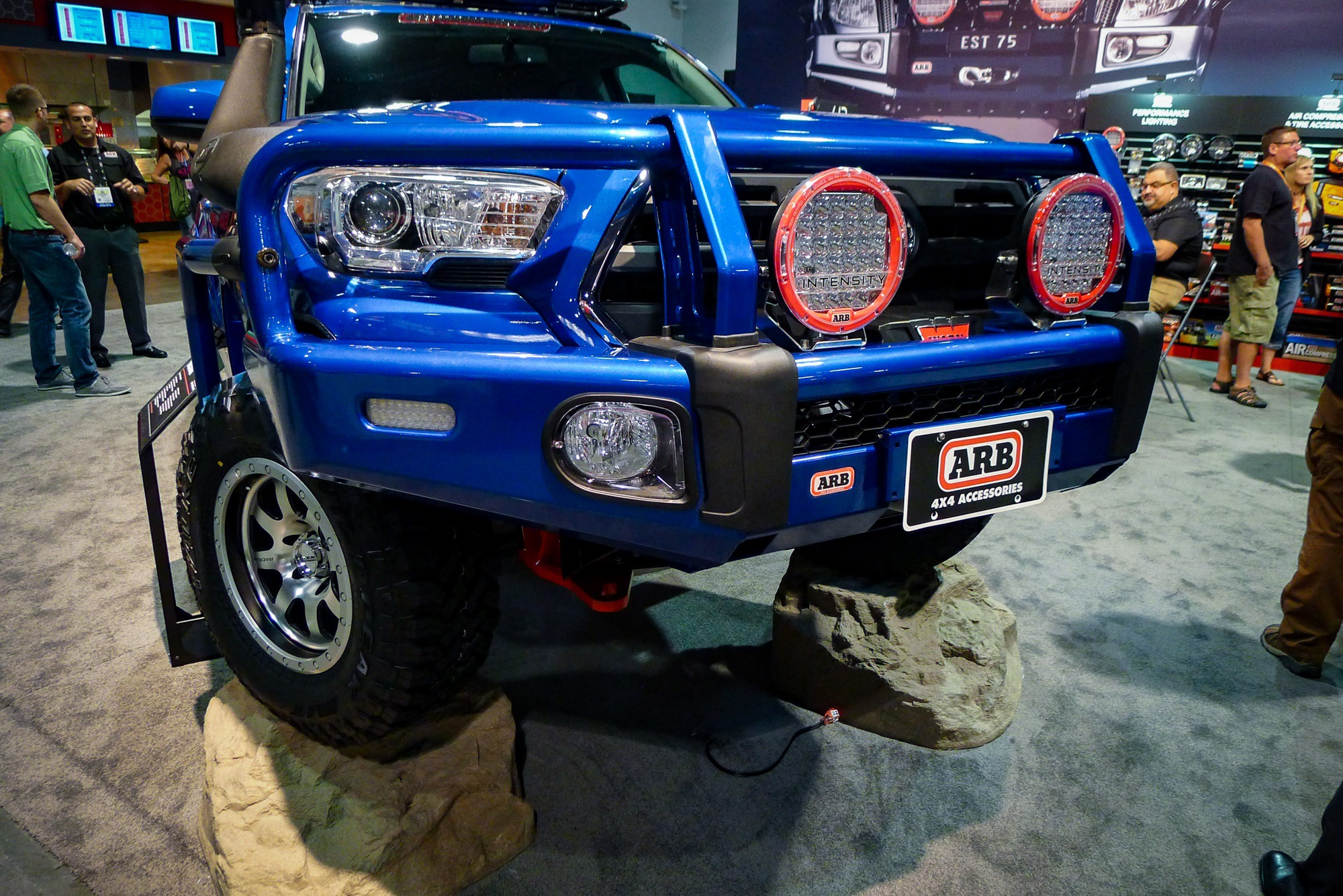 Toyota Tacoma Overland Build >> Toughen up your Tacoma for an off-road beating with ARB's new range of accessories