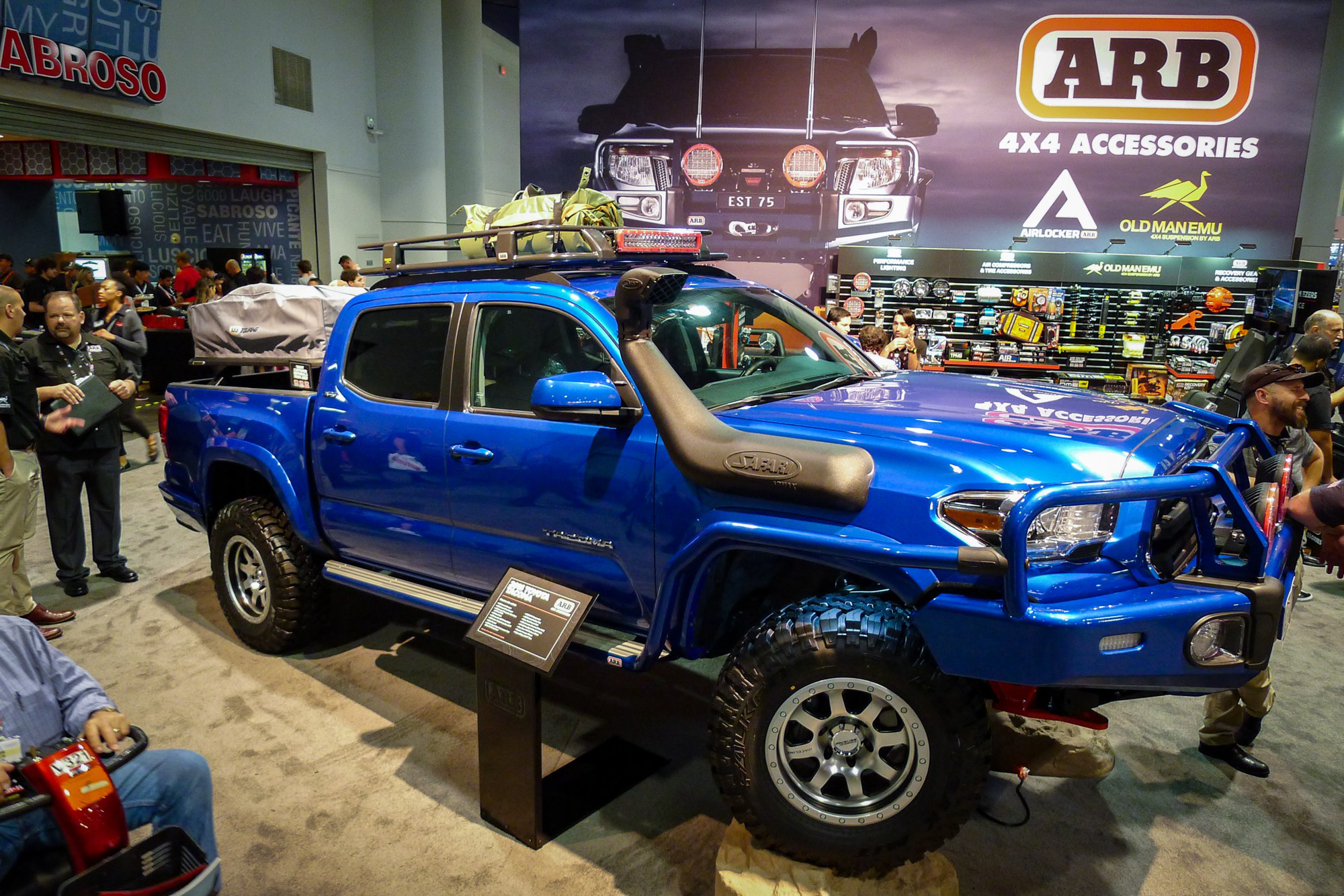 Toughen Up Your Tacoma For An Off Road Beating With Arb S New Range