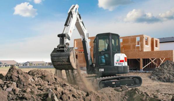 Rhode Island Excavator Rental