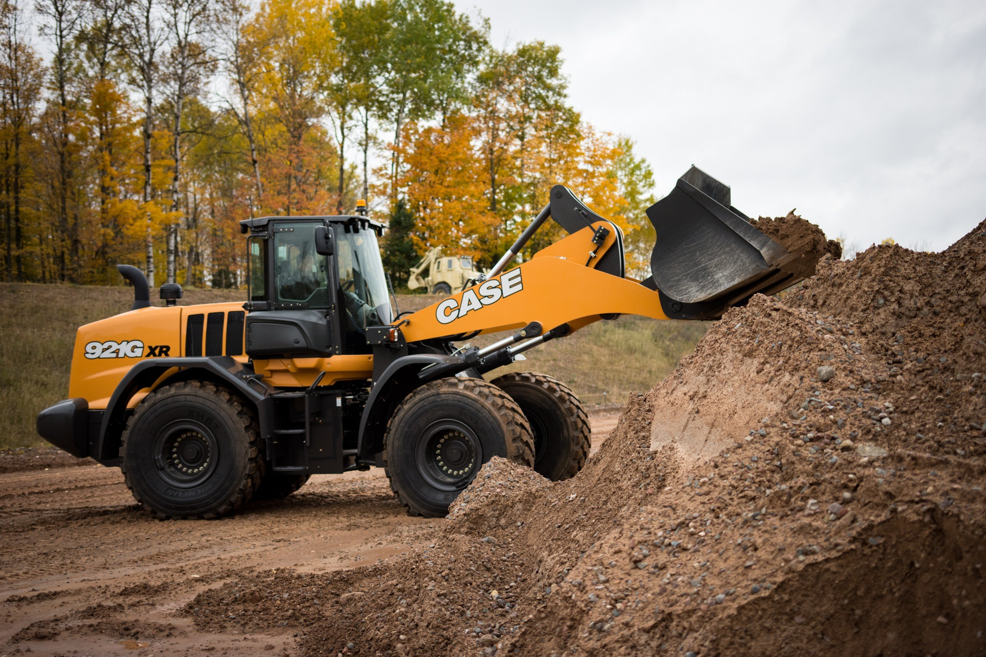 How to pick the right wheel loader bucket